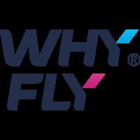 Логотип компании «WhyFly»