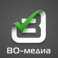 Логотип компании «ВО-медиа»