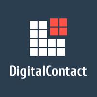 Логотип компании «Digital Contact»