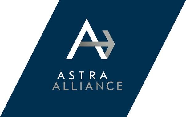 Логотип компании «Astra Alliance»