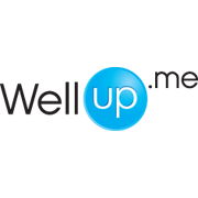 Логотип компании «Wellup.me»