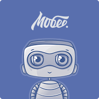 Логотип компании «Mobee»