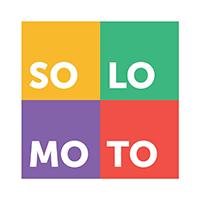 Логотип компании «SOLOMOTO»