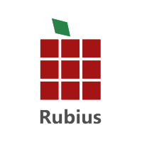 Логотип компании «Rubius»
