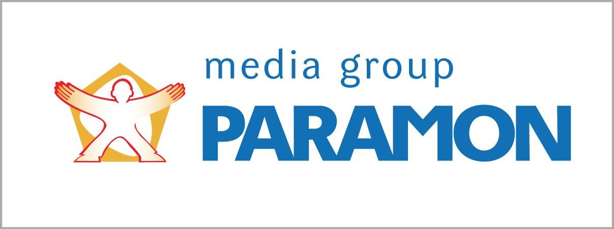 Логотип компании «PARAMON»