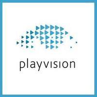 Логотип компании «Playvision»