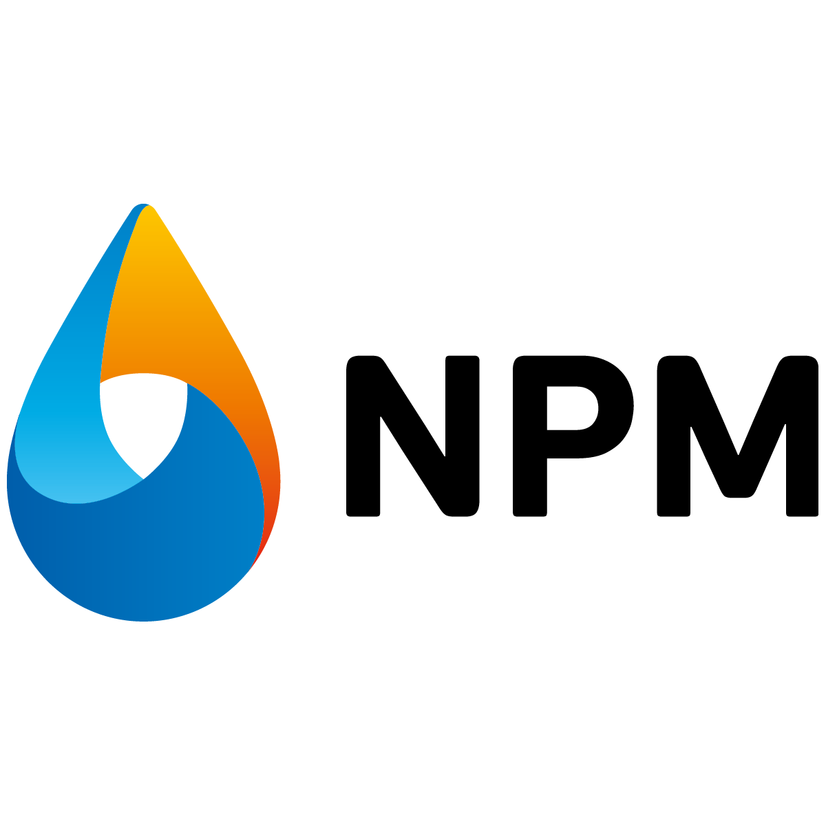 Логотип компании «NPM»