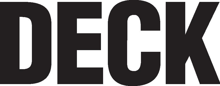 Логотип компании «DECK»
