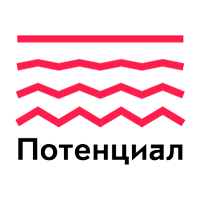Логотип компании «Потенциал»