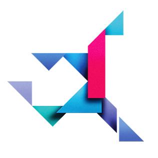 Логотип компании «Levelup»