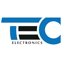 Логотип компании «ТЭК электроникс»