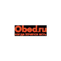 """Логотип компании «ООО """"Обед.ру""""»"""