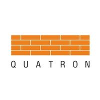 Логотип компании «КУАТРОН»