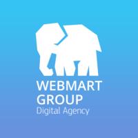 Логотип компании «Webmart Group»