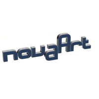 Логотип компании «NovaArt»