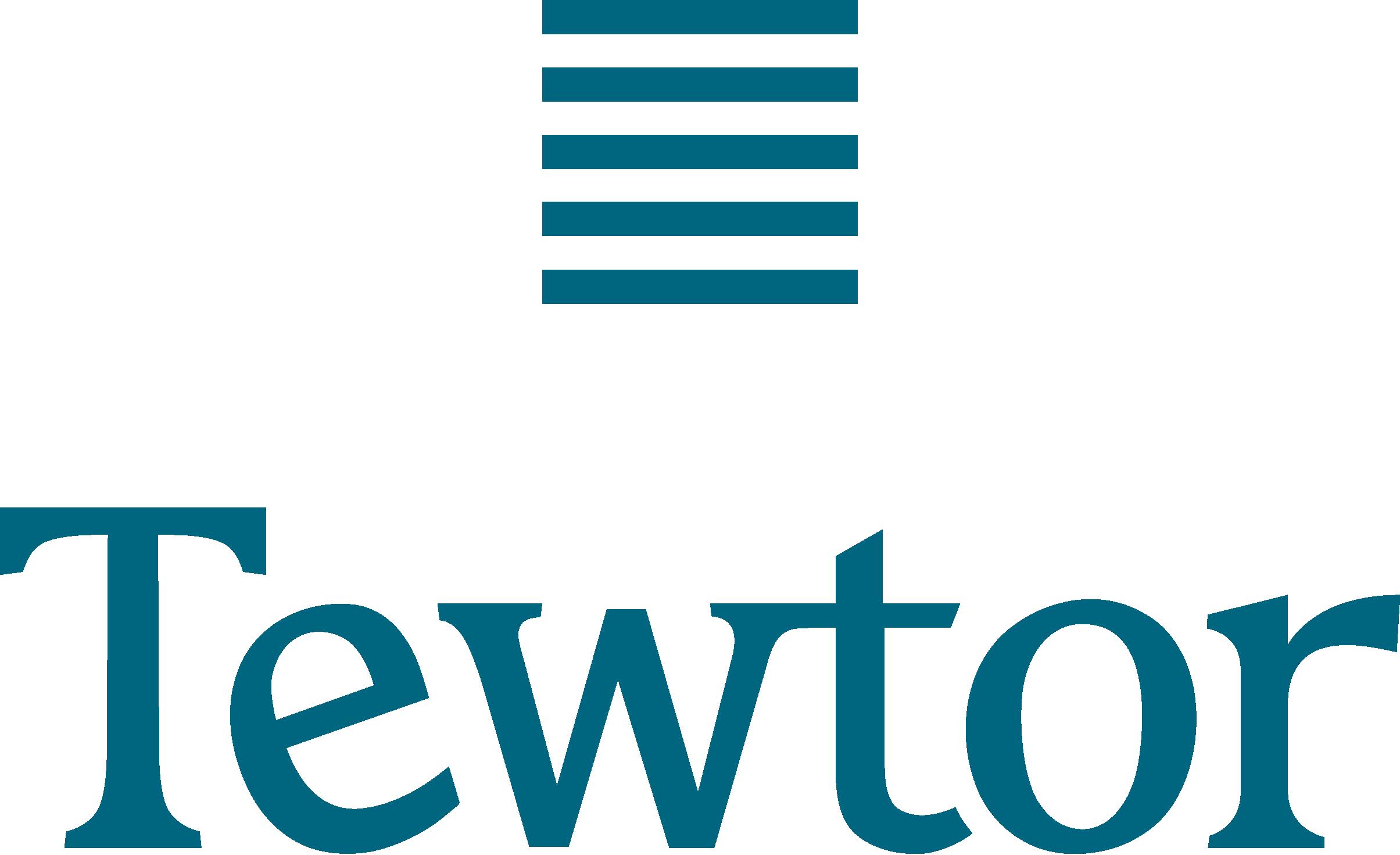 Логотип компании «Tewtor Inc.»