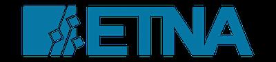 Логотип компании «ETNA»