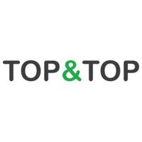 Логотип компании «TOP&TOP»