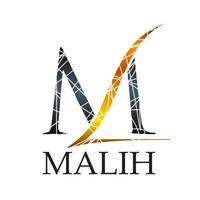 Логотип компании «MALIH»
