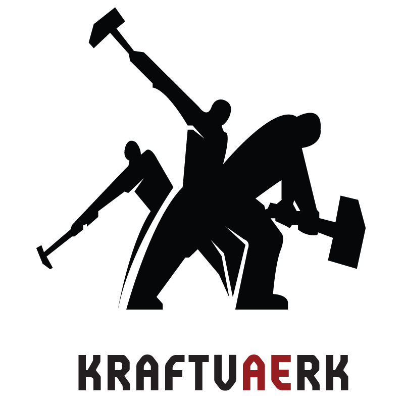 Логотип компании «KRAFTVAERK»