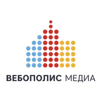 Логотип компании «Вебополис Медиа»