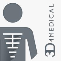 Логотип компании «3D4Medical»