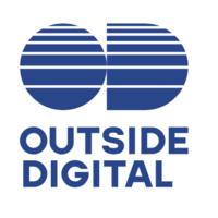 Логотип компании «OUTSIDE»