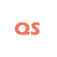 Логотип компании «QS»