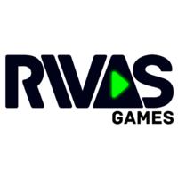 Логотип компании «Rivas Games»