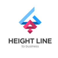 Логотип компании «Heightline»