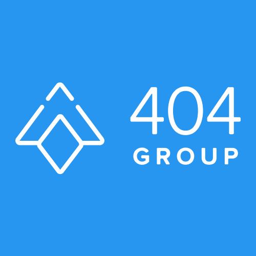 Логотип компании «404 Group»