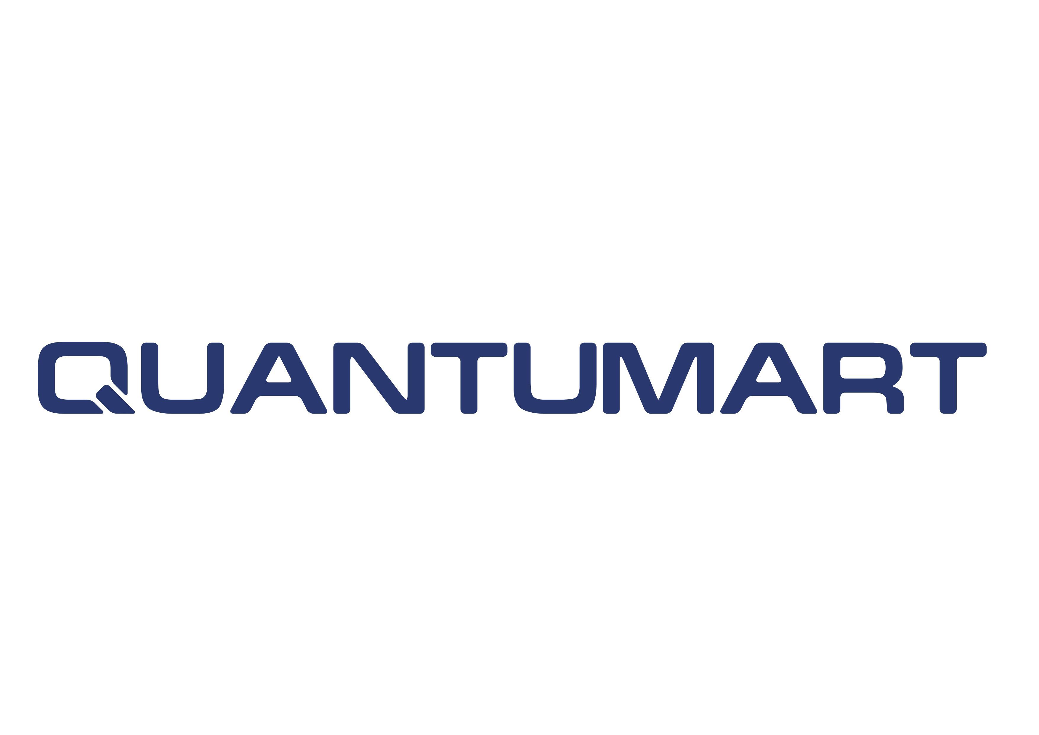 Логотип компании «Quantum Art»