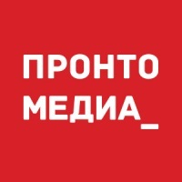 Логотип компании «Пронто Медиа Холдинг»