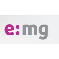 Логотип компании «e:mg»