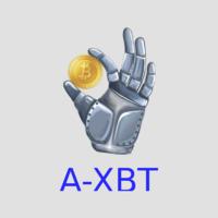 Логотип компании «A-XBT»