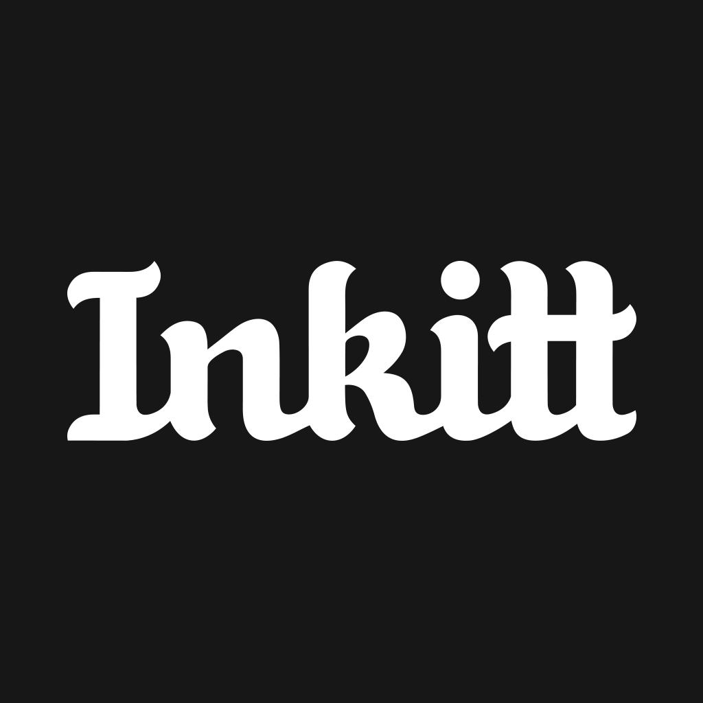 Логотип компании «Inkitt»