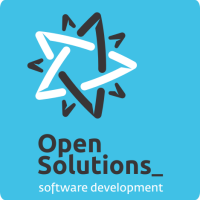 Логотип компании «Open Solutions LLC»