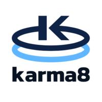 Логотип компании «Karma8»