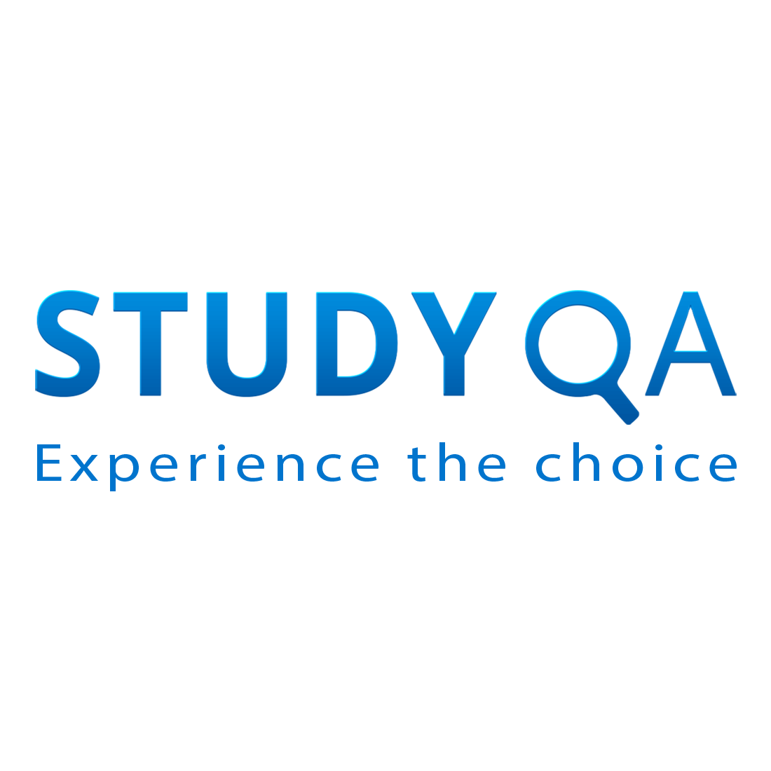 Логотип компании «StudyQA»