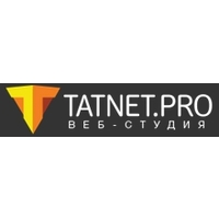 Логотип компании «TATNET.PRO»