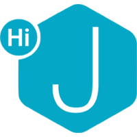 Логотип компании «Hi, Jay!»