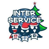 Логотип компании «interService»
