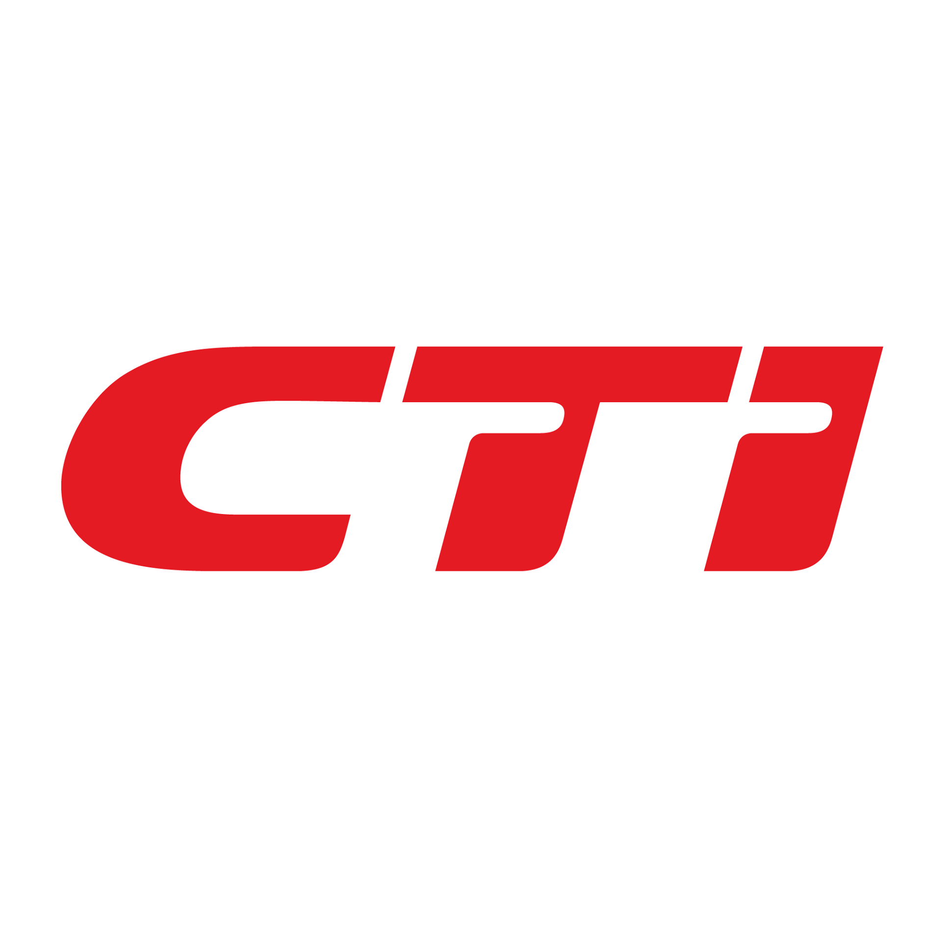 Логотип компании «CTI»