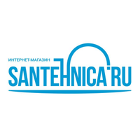Логотип компании «Santehnica.ru»