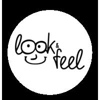 Логотип компании «Look And Feel»