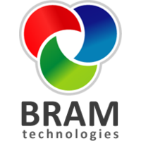 Логотип компании «BRAM Technologies»