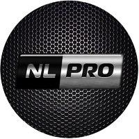 Логотип компании «NLPRO»