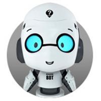 Логотип компании «BorisBot.com»