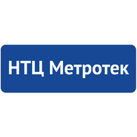 Логотип компании «НТЦ Метротек»