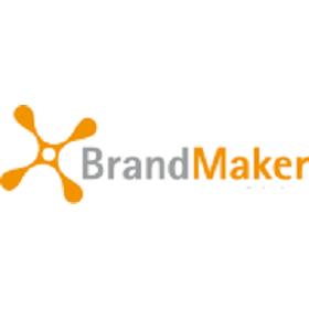 Логотип компании «BrandMaker»